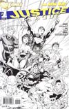Justice League Vol 2 #1 5th Ptg
