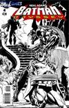 Batman Odyssey Vol 2 #4 Incentive Neal Adams Sketch Cover
