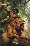 Lord Of The Jungle #1 Incentive Lucio Parrillo Virgin Cover