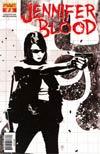 Garth Ennis Jennifer Blood #8 Incentive Tim Bradstreet Sketch Cover