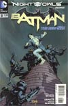 Batman Vol 2 #8  Cover A 1st Ptg Regular Greg Capullo Cover