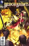 Demon Knights #8