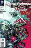 Frankenstein Agent Of S.H.A.D.E. #8