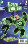 Green Lantern The Animated Series #1