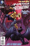 Justice League International Vol 2 #8
