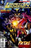 Legion Of Super-Heroes Vol 7 #8