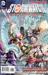Stormwatch Vol 3 #8 Regular Miguel Sepulveda Cover