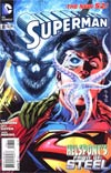 Superman Vol 4 #8 Regular Ivan Reis Cover