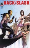 Hack Slash Vol 2 #15 Cvr A Tim Seeley & Rachelle Rosenberg