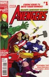 Marvel Universe Avengers Earths Mightiest Heroes #1
