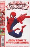 Marvel Universe Ultimate Spider-Man #1