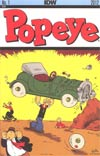 Popeye Vol 3 #1 1st Ptg Regular Bruce Ozella Cover
