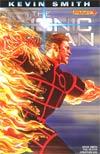 Bionic Man #9 Regular Alex Ross Cover