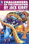 Challengers Of The Unknown By Jack Kirby HC