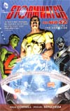 Stormwatch (New 52) Vol 1 The Dark Side TP