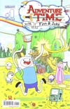 Adventure Time #1 1st Ptg Regular Cover C