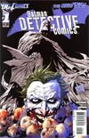 Detective Comics Vol 2 #1 5th Ptg