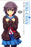 Disappearance Of Nagato Yuki-Chan Vol 1 GN
