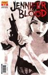 Garth Ennis Jennifer Blood #9 Incentive Tim Bradstreet Black & White Cover