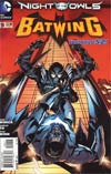 Batwing #9 (Night Of The Owls Tie-In)