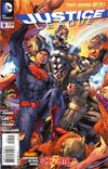 Justice League Vol 2 #9 Regular Jim Lee Cover