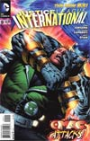 Justice League International Vol 2 #9