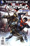 Nightwing Vol 3 #9 (Night Of The Owls Tie-In)