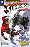 Superboy Vol 5 #9 (The Culling Part 2)