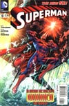 Superman Vol 4 #9 Regular Ivan Reis Cover