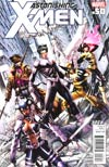 Astonishing X-Men Vol 3 #50 Regular Dustin Weaver Cover