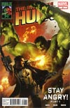 Incredible Hulk Vol 4 #8 Regular Michael Komarck Cover