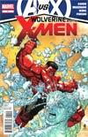 Wolverine And The X-Men #11 (Avengers vs X-Men Tie-In)