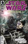 Star Wars Dawn Of The Jedi Force Storm #4