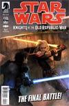 Star Wars Knights Of The Old Republic War #5