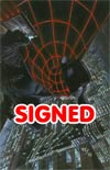 Spider #1 DF Exclusive Alex Ross Virgin Cover Signed By Alex Ross