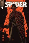 Spider #1 Regular Francesco Francavilla Cover