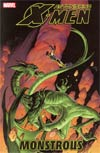 Astonishing X-Men Vol 7 Monstrous TP