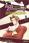 Miles Edgeworth Ace Attorney Investigations Vol 1 GN