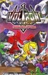 Voltron Force Vol 2 Tournament Of Lions GN