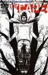 Joe Hills The Cape #4 Incentive Zach Howard Sketch Cover
