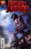 Lord Of The Jungle #2 Regular Lucio Parrillo Cover