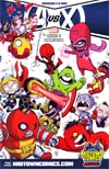Avengers vs X-Men #1 Cover B Midtown Exclusive Skottie Young Wraparound Variant Cover