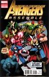 Avengers Assemble #1 Incentive Arthur Adams Variant Cover