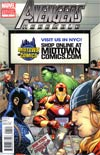 Avengers Assemble #1 Midtown Exclusive Comic Shop Variant Cover