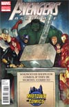 Avengers Assemble #1 Midtown Exclusive Hammer Time Variant Cover