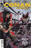 Conan The Barbarian Vol 3 #2 Incentive Leandro Fernandez Variant Cover