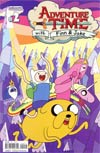 Adventure Time #2 1st Ptg Regular Cover A