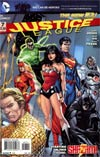Justice League Vol 2 #7 Incentive Gary Frank Variant Cover