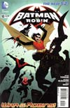 Batman And Robin Vol 2 #10 1st Ptg