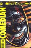 Before Watchmen Comedian #1 Combo Pack With Polybag